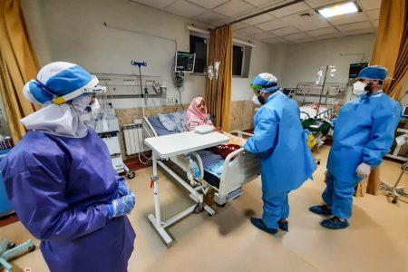 پذیرش بیماران کرونایی در قم افزایش یافت