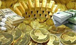 قیمت طلا، سکه و ارز ۱۴۰۰/۰۷/۰۶/ بازار طلا و ارز اوج گرفت
