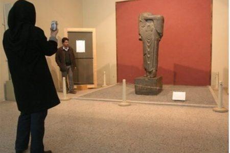 عکاسی در موزه ممنوع نیست!